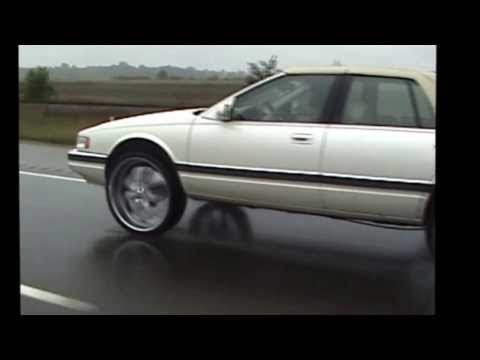 Universal Car Lifts - Cadillac with 3