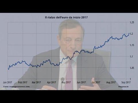 Draghi, il QE, l'euro e quello che l'Italia non fa