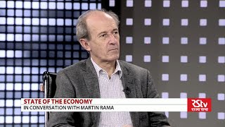 State of the Economy with Martin Rama