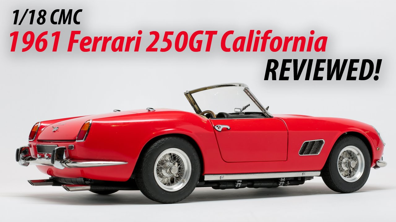1961 ferrari gt california