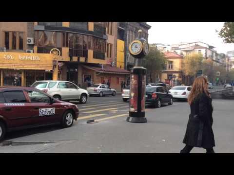 Yerevan, 25.11.15, We , Video-3, Abovyan...Nalbandyan