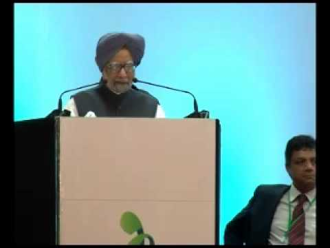 Prime Minister Manmohan Singh laid the foundation stone for the Kochi Metro Rail project
