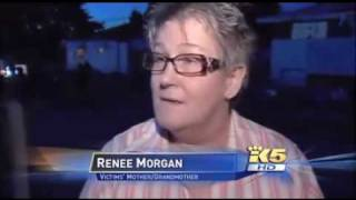Murder Suspect In Washington Still On The Loose Actress-Grandmother Renee Morgan Mourns Lose