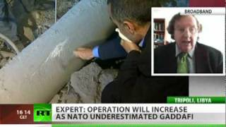 'No blitzkrieg for NATO in Libya - now things get nasty'