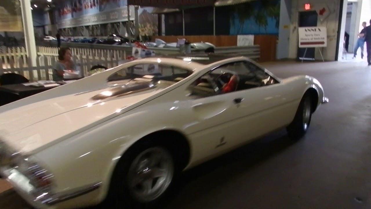 Ferrari 365p tre posti