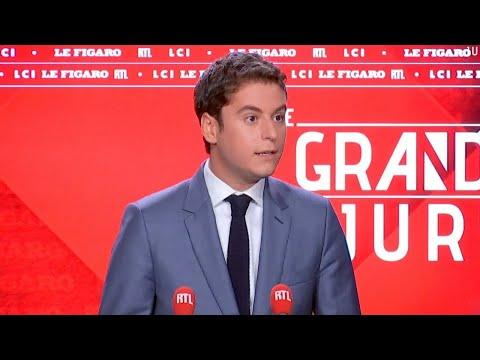 Le Grand Jury de Gabriel Attal