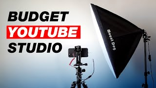 Simple YouTube Studio Setup for Beginners (Works with ANY Camera!) screenshot 1