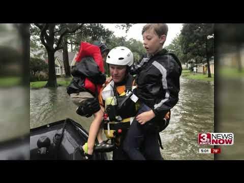 Hurricane Harvey: Nebraska Task Force 1 rescues victims