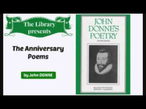 The Anniversary Poems by John Donne - Audiobook