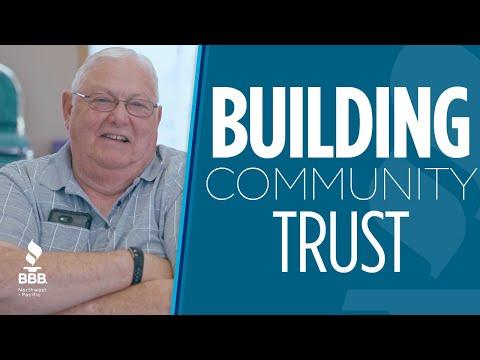 Building Trust By Building Community - Belgrade Senior Center