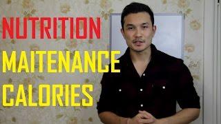 DESI NUTRITION- MAINTENANCE CALORIES//MICRONUTRIENTS//SUPPLEMENTS [HINDI] PART 1