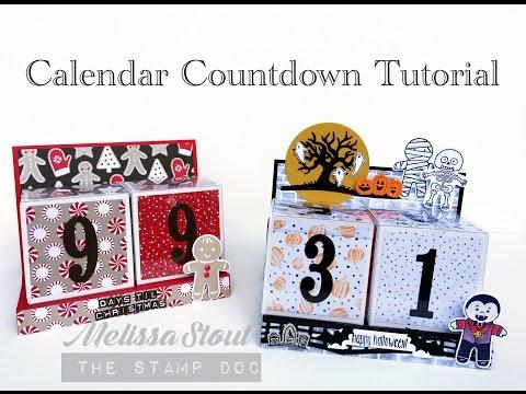 Calendar Countdown Tutorial
