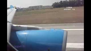 Gambar cover Madeira Airport FNC to Lisbon LIS and Varadero VRA Cuba - Sata International and White Airbus A330