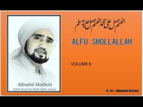 Habib Syech : Alfu Shollallah - vol6