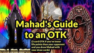 Mahads Guide To An Otk