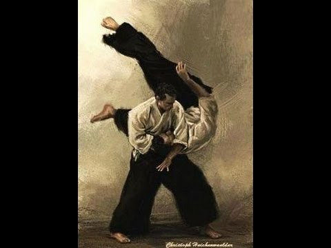Aikido Tenshin - Arm Deflections