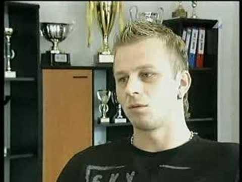 Slovak TV pre-game RBK-Chelsea