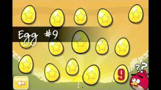 Angry Birds Golden Egg Guide | Eggs 1-18