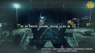 Download On My Way [Dj OjoNesu Remix] Dangdut Koplo Versi Cendol Dawet