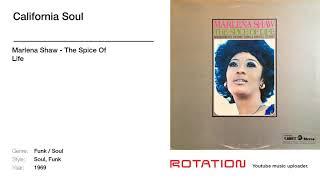 Marlena Shaw - California Soul (1969)
