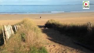 Bretagne Télé: Saint-Cast-Le-Guildo Soleil d'hiver sur la plage