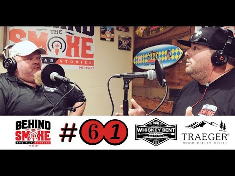 #061: Talking Barbecue and Business with Chad Ward of Traeger Grills - Whiskey Bent BBQ