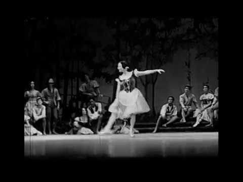 Alicia Alonso Giselle 3 nov 1968