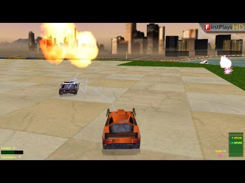 Twisted Metal 2 (1996) - PC Gameplay / Win 10