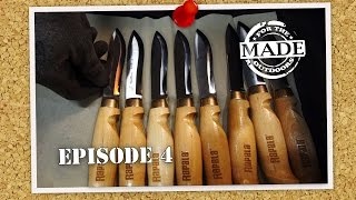 """Made for the Outdoors (2016) EPISODE 4: """"Rapala Hunting Knives"""""""