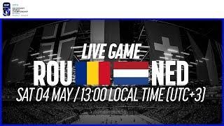 Romania vs. Netherlands | Full Game | 2019 IIHF Ice Hockey World Championship Division I Group B