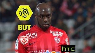 But Issiar DIA (42' pen) / AS Nancy Lorraine - FC Lorient (2-3) -  / 2016-17