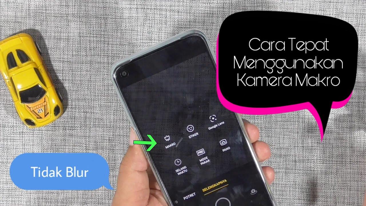 Cara Menggunakan Fitur Lensa Kamera Makro Hp Oppo A33 2020 A53 Color Os 7 2 Youtube