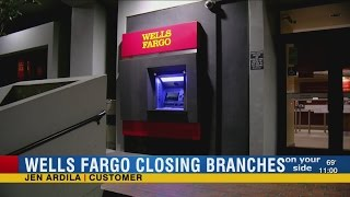 Wells Fargo to close 400 branches nationwide
