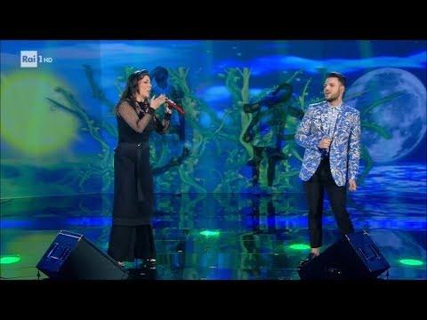 SanremoYoung - Il duetto di Mietta e Raffaele Renda - Vattene amore