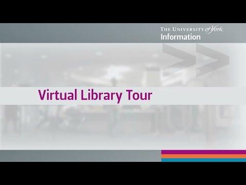 University of York Library Tour