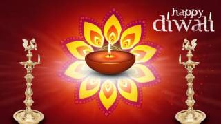 Best Animation Greetings Background | Happy Diwali 2017 Animated Video