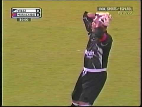 Vélez Sarsfield vs Maracaibo-Copa Libertadores 2004-Segundo tiempo.