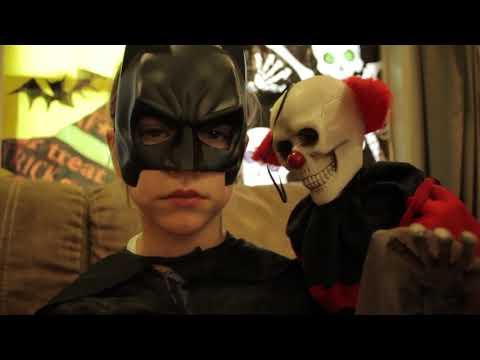 Kid Deadpool vs Batman in Real Life Halloween Costumes | New Little Superheroes | SuperHe  || $ 176