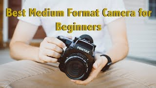 THE BEST MEDIUM FORMAT CAMERA FOR BEGINNERS + How to load film