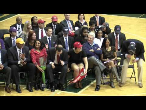 Westminster Signing Day 2017