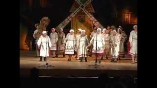 Сонцевид 1 Ukrainian authentic folk song music Українські автентичні народні пісні музика