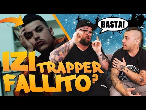 IZI - FUMO DA SOLO | RAP REACTION 2018