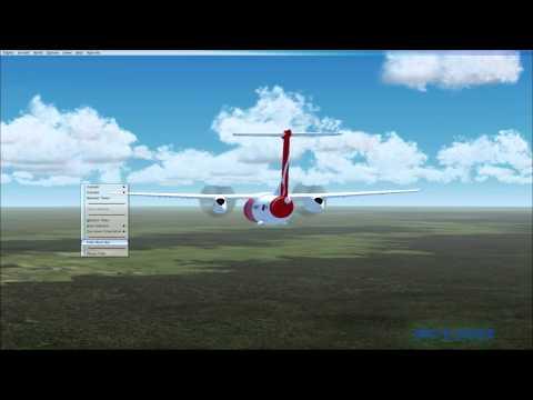 FSX - Bombardier Dash 8-Q400