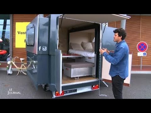 Tipoon : Une caravane compacte Made in Vendée