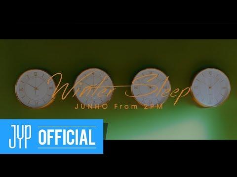 """JUNHO (From 2PM) """"Winter Sleep"""" M/V"""
