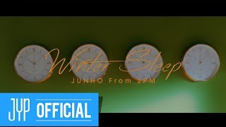 "JUNHO (From 2PM) ""Winter Sleep"" M/V"