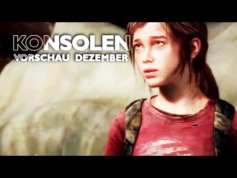 Konsolen-Spiele 2014: Releases im Dezember - mit The Crew und Lara Croft and the Temple of Osiris