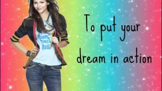 Victoria Justice - Make It Shine ( Lyrics )