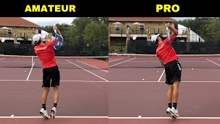 HUGE MISTAKE 99% of Tennis Players Do On The SERVE! Learn how to avoid it to master your serve