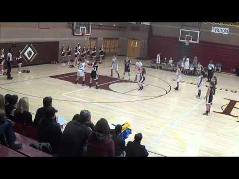 Faith Lutheran vs Rosemary Clarke Middle School January 8, 2016 2nd Quarter
